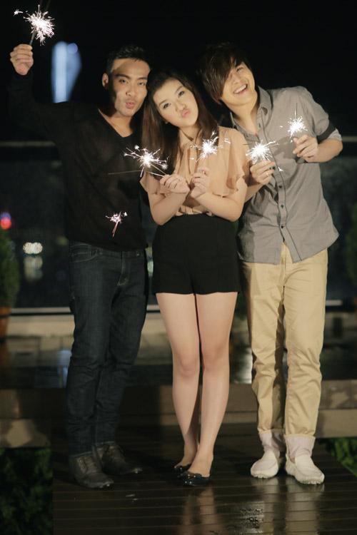 Wanbi Tuấn Anh đưa em gái vào MV mới - 3
