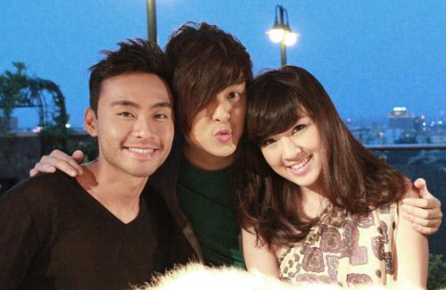 Wanbi Tuấn Anh đưa em gái vào MV mới - 2