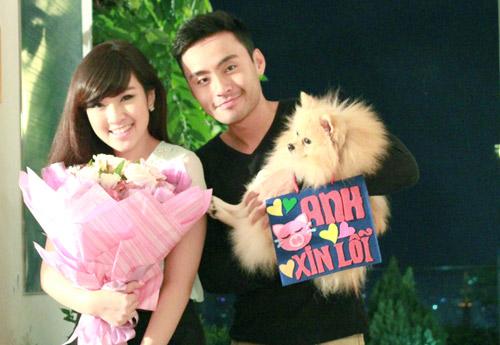 Wanbi Tuấn Anh đưa em gái vào MV mới - 4