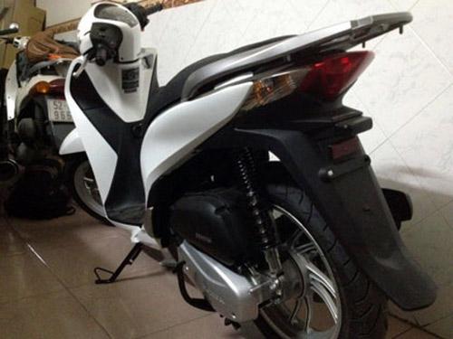 Honda SH giá rẻ lộ thêm ảnh nóng - 2