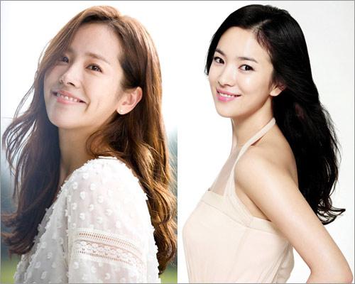 Sốt vì cặp đôi Won Bin, Kim Tae Hee - 8