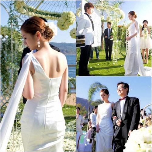 Jang Na Ra làm cô dâu buồn - 2