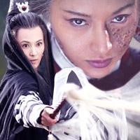 Nữ ma đầu trong phim kiếm hiệp Kim Dung