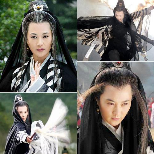 Nữ ma đầu trong phim kiếm hiệp Kim Dung - 1
