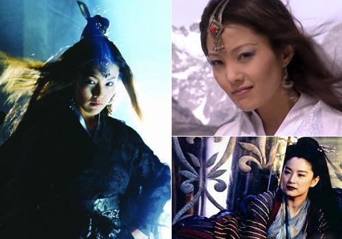 Nữ ma đầu trong phim kiếm hiệp Kim Dung - 9