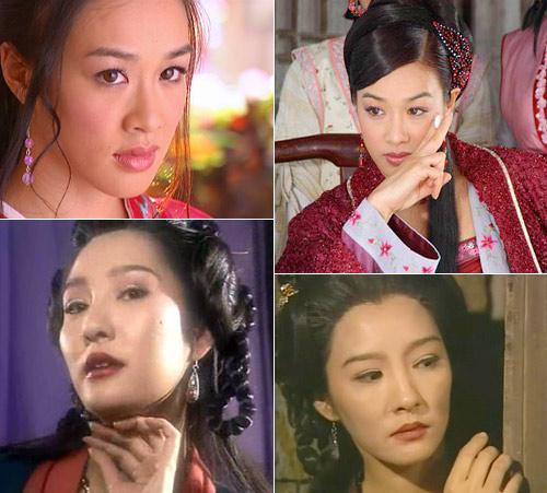 Nữ ma đầu trong phim kiếm hiệp Kim Dung - 2