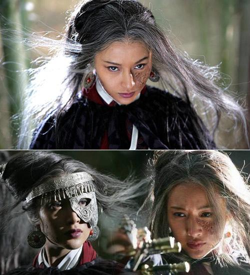 Nữ ma đầu trong phim kiếm hiệp Kim Dung - 3