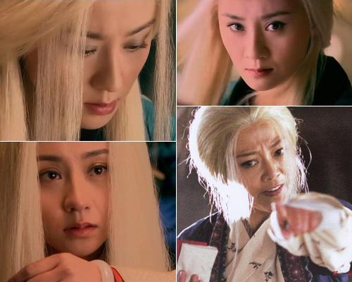 Nữ ma đầu trong phim kiếm hiệp Kim Dung - 5