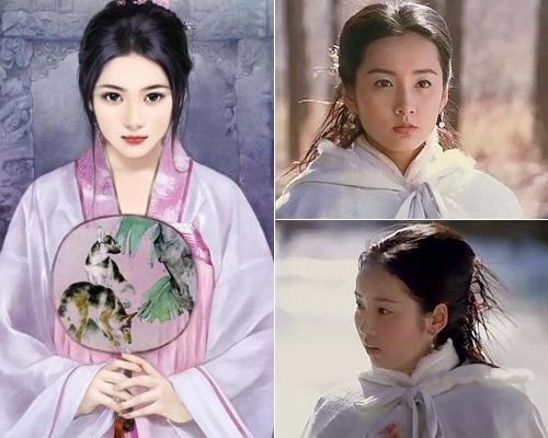 Nữ ma đầu trong phim kiếm hiệp Kim Dung - 7