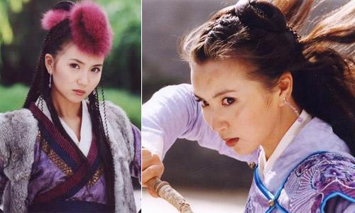 Nữ ma đầu trong phim kiếm hiệp Kim Dung - 8
