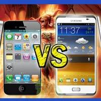 Chọn mua iPhone 5 hay Samsung Galaxy S3?