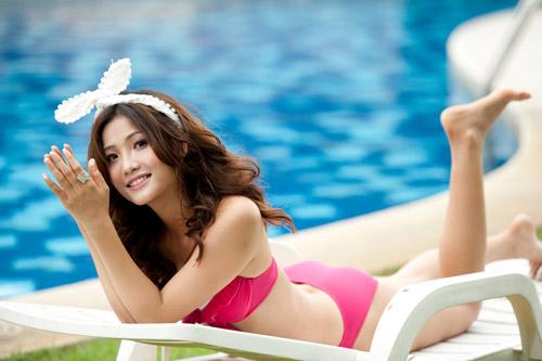 Hot girl Việt khoe đường cong nóng bỏng - 20