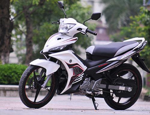 Yamaha Exciter côn tay: Riêng một lối đi - 1
