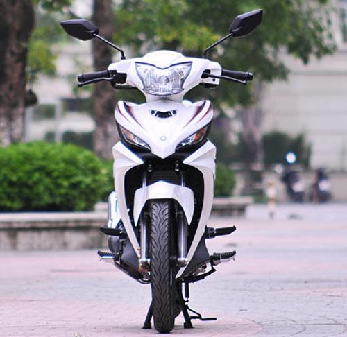 Yamaha Exciter côn tay: Riêng một lối đi - 12