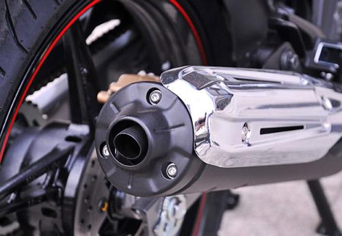 Yamaha Exciter côn tay: Riêng một lối đi - 6