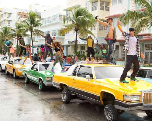 "Step Up 4 và màn Flashmob trên bãi biển, Phim mới, Phim, Step Up 4 Revolution, The Mob, Misha Gabriel, Stephen ""tWitch"" Boss, Tommy Dewey, Step Up 3D, phim chieu rap, phim moi, phim"