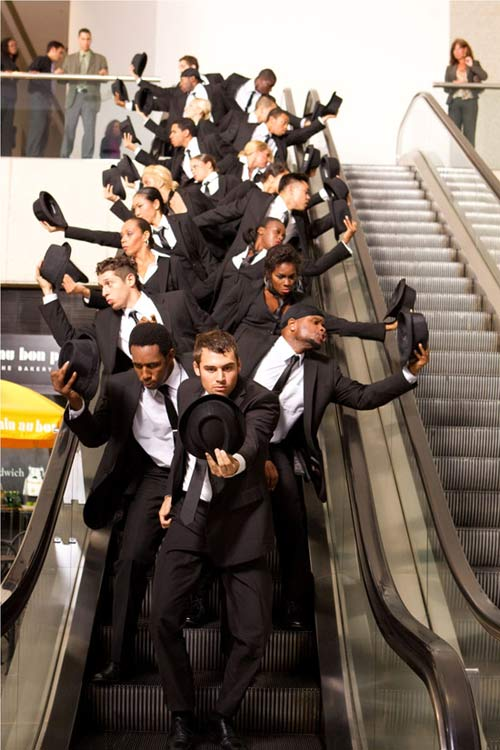 "Step Up 4 và màn Flashmob trên bãi biển, Phim, Step Up 4 Revolution, The Mob, Misha Gabriel, Stephen ""tWitch"" Boss, Tommy Dewey, Step Up 3D, phim chieu rap, phim moi, phim"