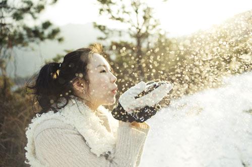 Mùa đông nhạt nhòa - 1
