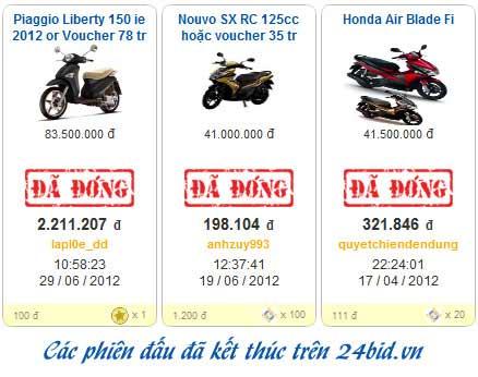 Sở hữu xe máy Honda giá rẻ tới 90% - 1