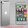 iPod Touch thiết kế giống iPhone 5?