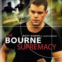 HBO 3/8:  The Bourne Supremacy
