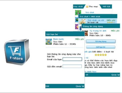 FPT B990 điện thoại cảm ứng 2 sim đa năng - 4