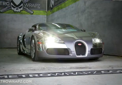 Mn nhn vi Bugatti Veyron m crm, Xe xn,  t - Xe my, Bugatti Veyron ma crom, Bugatti Veyron cua Flo Rida, sieu xe Bugatti Veyron, Bugatti Veyron, gia Bugatti Veyron, Flo Rida, Bugatti Veyron ma crom sang bong, o to, sieu xe, Ferrari 458, California, Bugatti cua Flo Rida