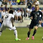 Bóng đá - Stars MLS – Chelsea: Ôm hận phút bù giờ