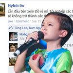 Ca nhạc - MTV - Cậu bé 9 tuổi gây tranh cãi vì Đồ Rê Mí