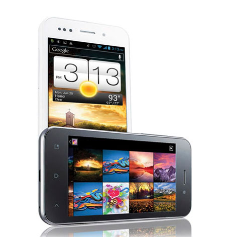 5 smartphone siu mng xut sc ti Vit Nam, Thi trang Hi-tech, 