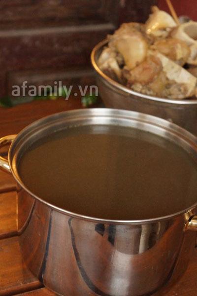 Cách nấu nước dùng ngon cho món phở - 9