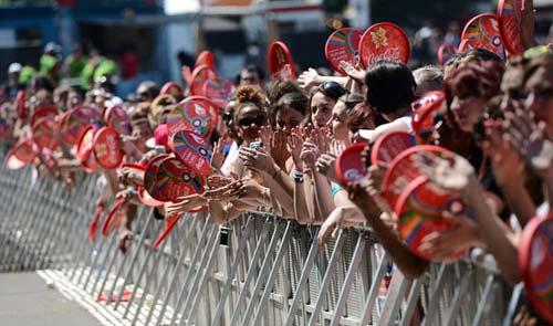 Đêm nay, khai mạc Olympic London 2012 - 9