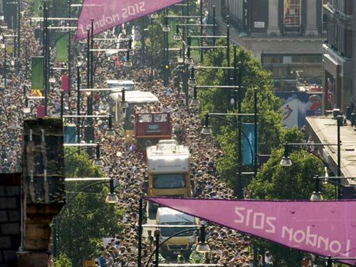 Đêm nay, khai mạc Olympic London 2012 - 4