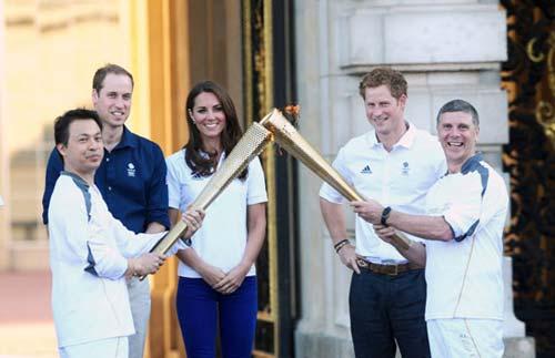 Đêm nay, khai mạc Olympic London 2012 - 5