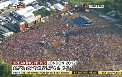 Đêm nay, khai mạc Olympic London 2012 - 8