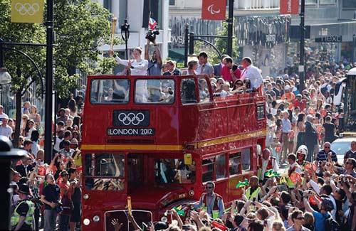 Đêm nay, khai mạc Olympic London 2012 - 2