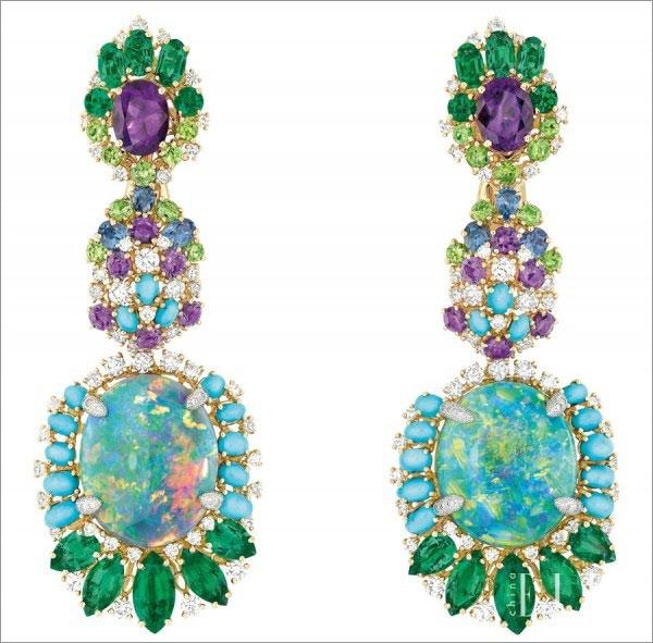 Lặng ngắm trang sức tuyệt đẹp của Dior - 1