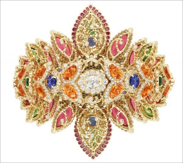 Lặng ngắm trang sức tuyệt đẹp của Dior - 4