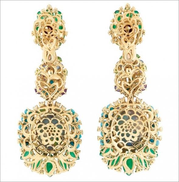Lặng ngắm trang sức tuyệt đẹp của Dior - 9