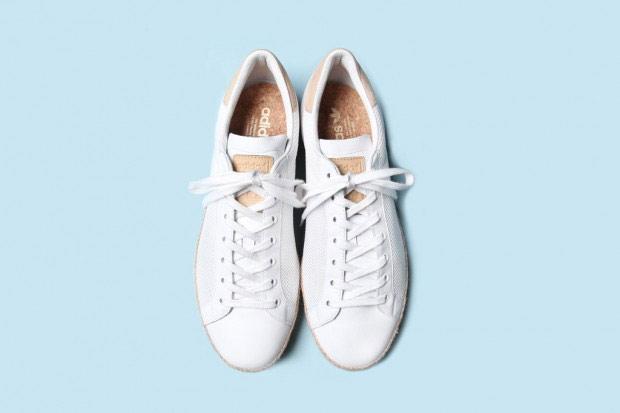 Cách làm sạch giầy trắng - 1