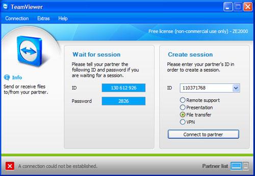 Hướng dẫn sử dụng teamviewer để truy cập máy tính từ xa - 7
