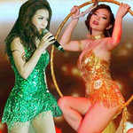 Thời trang - Sao Việt lả lơi mạo hiểm với sợi tua rua