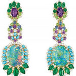Lặng ngắm trang sức tuyệt đẹp của Dior