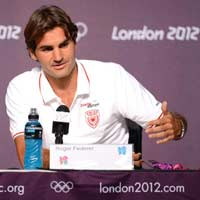 Tennis  V1 Olympic: Federer bt u cuc chinh pht