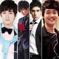 22 mỹ nam hội tụ trong 1 drama