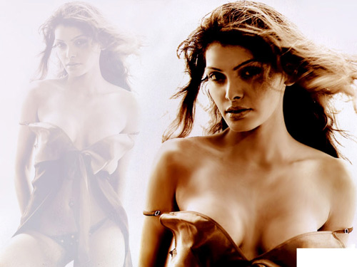 Vn phi thn d b ch trch, Phim, Sherlyn Chopra, nu dien vien an do, khoa than, playboy, chi trich, sexy, goi cam, dien vien, ngoi sao dien anh, phim