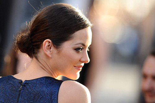 N minh tinh ging L Nh K n l, Phim, Marion Cotillard, ly nha ky, Miranda Tate, The Dark Knight Rises, ngoi sao dien anh, bong hong phap, minh tinh phap, dien vien, phim