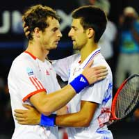 V1 tennis Olympic: Djokovic, Murray khi u gic m