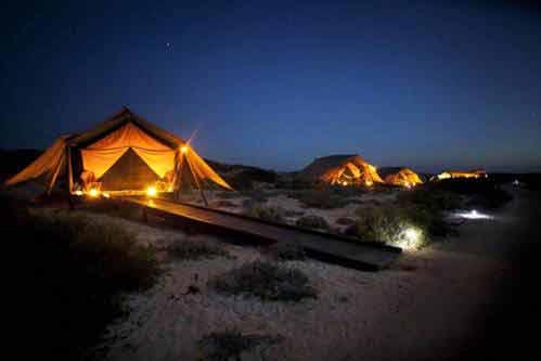 """10 địa điểm cắm trại """"sang"""" nhất thế giới - 1"""