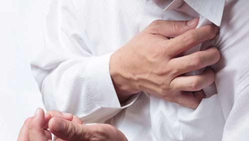 Những dấu hiệu cảnh báo bệnh tim - 2